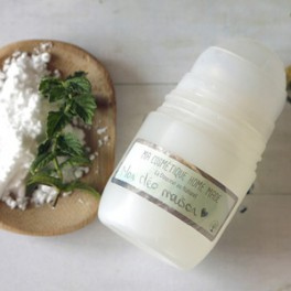 Roll-on déodorant - Alun, Menthe & Palmarosa