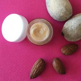 Baume à lèvres exfoliant - Amande de Prune