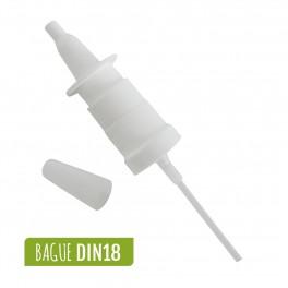 Pompe spray nasal pour flacons Esterel