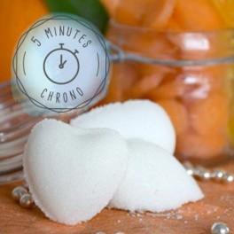 Bombe de bain Optimist - Orange & Carotte